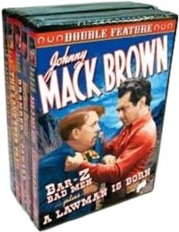 Johnny Mack Brown Collection, Volume 1 (Bar-Z Bad