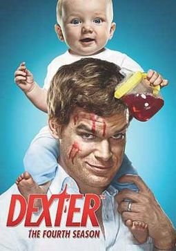 Dexter - Season 4 (4-DVD)