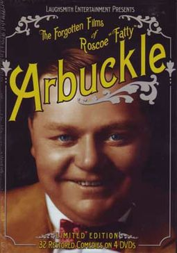 "Arbuckle - The Forgotten Films of Roscoe ""Fatty"""