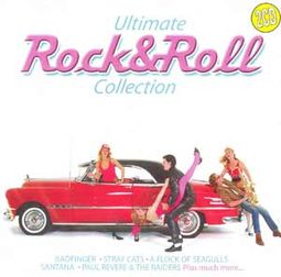 Ultimate Rock & Roll Collection (2-CD)