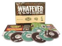 Whatever: The '90s Pop and Culture Box (7-CD)