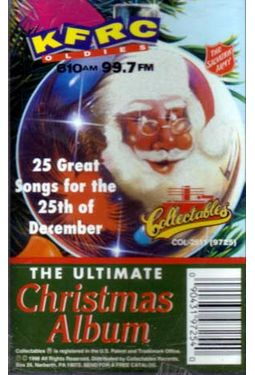 KFRC 99.7FM - Ultimate Christmas Album, Volume 1