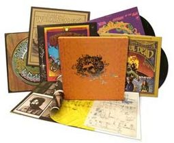 The Warner Bros. Studio Albums (5-LPs-180GV