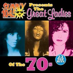 WSNI Sunny 104.5FM - Great Ladies of Rock & Roll