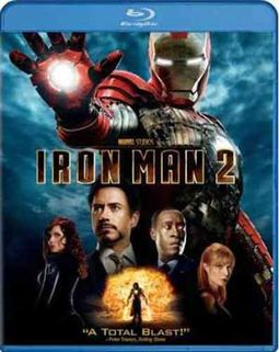 Marvel Cinematic Universe - Iron Man 2 (Blu-ray)