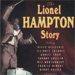 The Lionel Hampton Story (4-CD Box Set)
