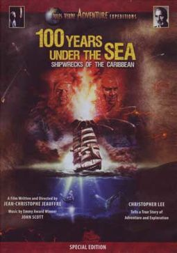 100 Years Under The Sea - Shipwrecks of the