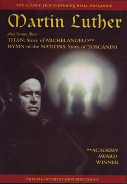 Martin Luther / Titan: The Story of Michelangelo