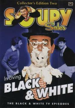 Soupy Sales - In Living Black & White: The Black