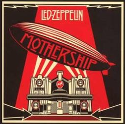 Mothership: The Very Best Of Led Zeppelin (4-LPs