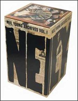 Archives, Volume 1 - 1963-1972 (Blu-ray)