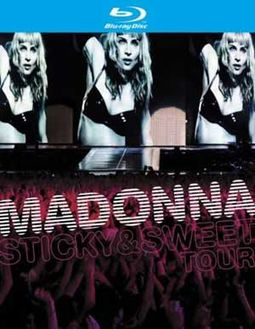 Madonna: Sticky & Sweet (Blu-ray)
