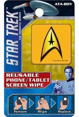 Star Trek - Command Insignia Phone/Tablet Screen