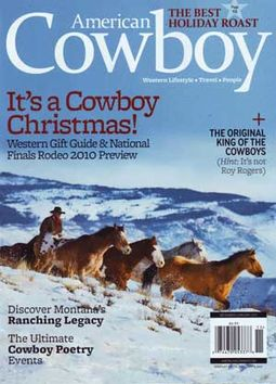 American Cowboy - Volume #17, Issue #4