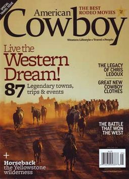 American Cowboy - Volume #17, Issue #6
