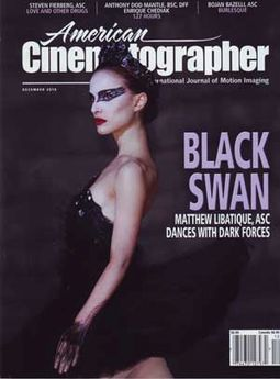 American Cinematographer - Volume #91, Issue #12