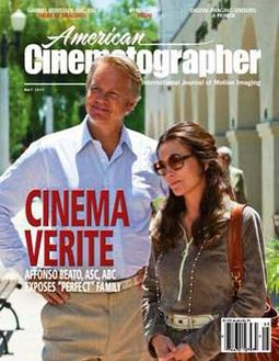 American Cinematographer - Volume #92, Issue #5