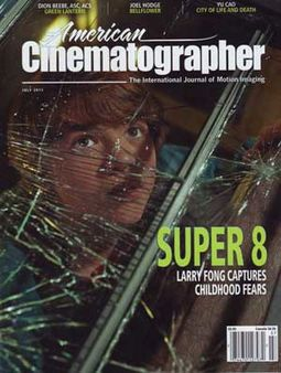 American Cinematographer - Volume #92, Issue #7