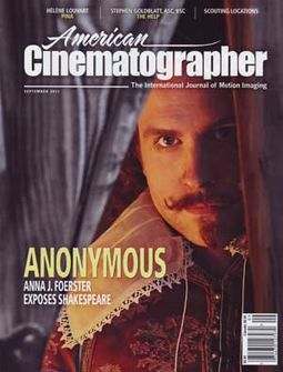 American Cinematographer - Volume #92, Issue #9