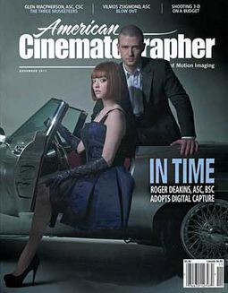 American Cinematographer - Volume #92, Issue #11