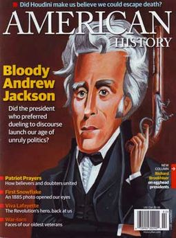American History - Volume #45, Issue #6
