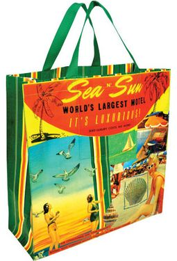 Shopper Tote - Beach