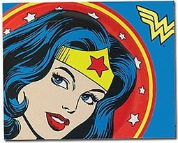DC Comics - Wonder Woman - Fleece Throw Blanket