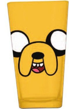 Adventure Time - Jake - 16 oz. Pint Glass