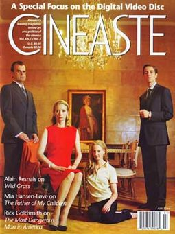 Cineaste - Volume #35, Issue #3