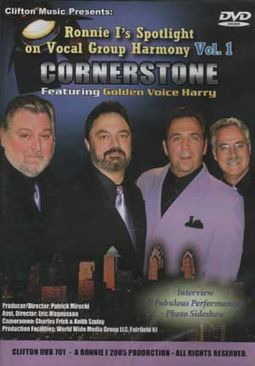 Ronnie I's Spotlight On Vocal Group Harmony,