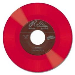 I Cried / Tell Her (Red Vinyl)