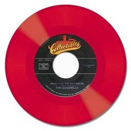 What Can The Matter Be / Come To Me (Red Vinyl)
