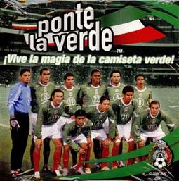 Soccer - Ponte la Verde (Spanish Language)