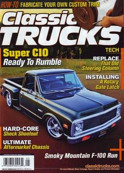 Classic Trucks - Volume #20, Issue #5