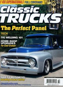 Classic Trucks - Volume #20, Issue #10