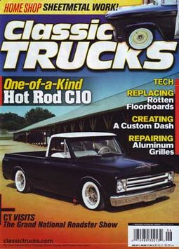 Classic Trucks - Volume #21, Issue #6