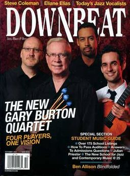 Downbeat: Jazz, Blues, and Beyond - Volume #78,