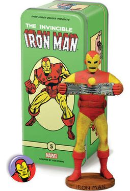 Classic Character Series 2 #5: Iron Man