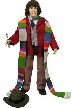 "Doctor Who - The 4th Doctor - 8"" Action Figure"