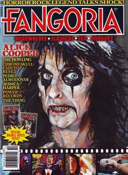 Fangoria #307 (Special Double Cover Issue)