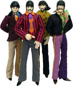 The Beatles - Yellow Submarine: Band Members