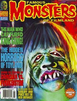 Famous Monsters of Filmland #241
