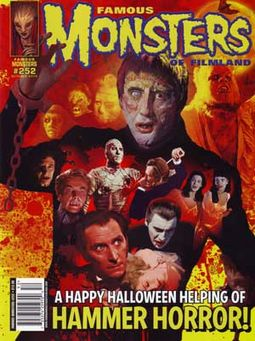Famous Monsters of Filmland #252
