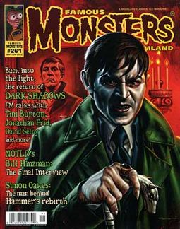 Famous Monsters of Filmland #261