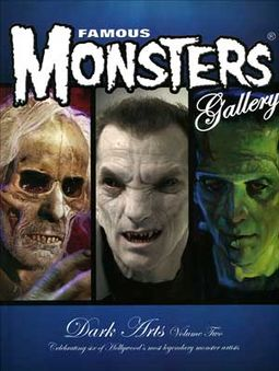 Famous Monsters Gallery: Dark Arts Volume #2