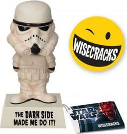 Stormtrooper: Dark Side - Wisecrack Wacky Wobbler
