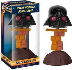 Star Wars - Angry Birds - Darth Vader - Piggy