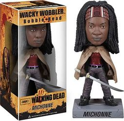 The Walking Dead - Michonne Wacky Wobbler