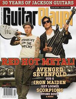Guitar Player - Volume #44, Issue #11
