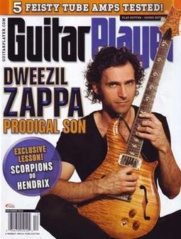 Guitar Player - Volume #44, Issue #12